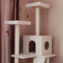 Cat Toys, Cat Climbing Frame, Cat Scratch Board, Cat Tree(China (Mainland))