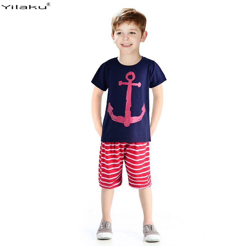 2016 Boys Clothing Set Children Sport Suits Childrenu0026#39;s Clothing Sets For Kids Cotton Clothes Set ...