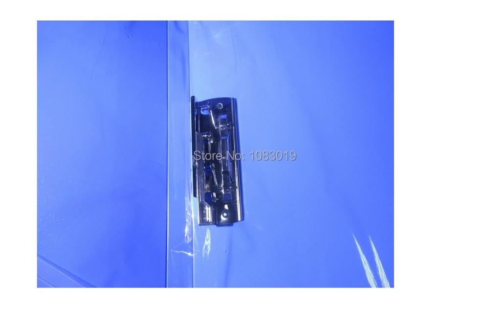 plastic a4 folder sheets Deli 5341 + single powerful folder pocket folder 18mm single office supplies 140g(China (Mainland))
