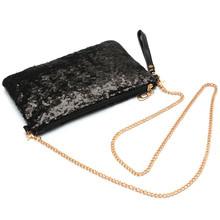 Donne di modo borsa glitter scintillanti paillettes dazzling frizione del partito di sera borsa bling purse coin sacchetti di spalla(China (Mainland))