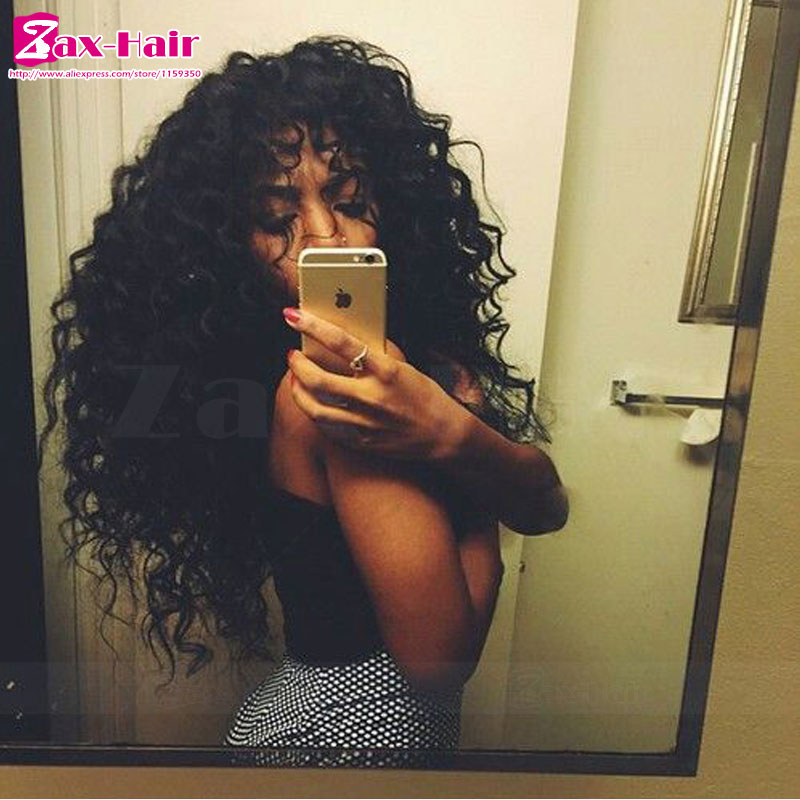 Фотография human hair full lace wig Grade 7a natural hairline lace frontal curly customized peruvian virgin bleached knots baby hair 100%