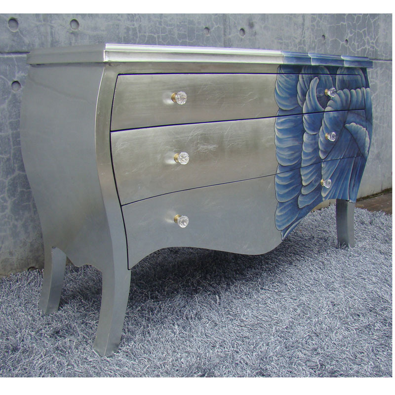 silver painted furniture. Wood Furniture Painted Silver Ever X U