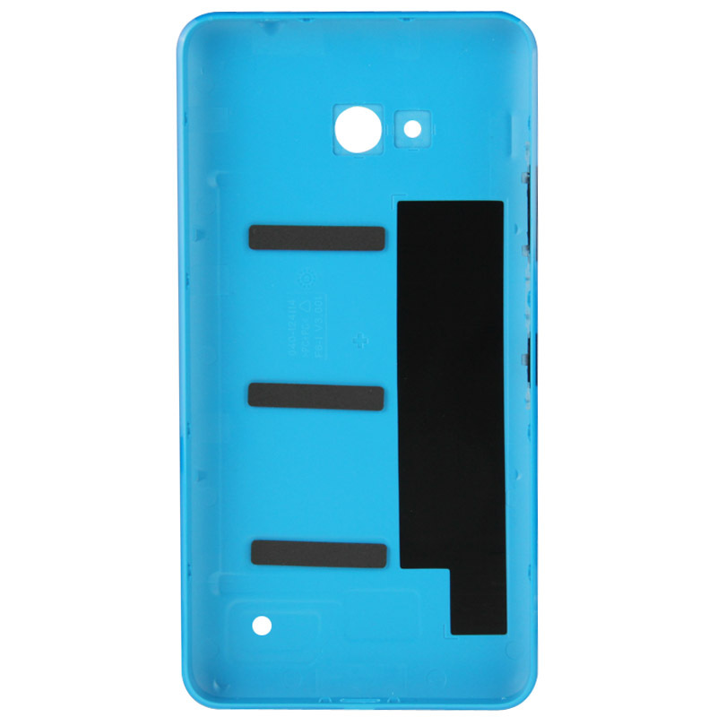 High Quality Frosted Surface Plastic Back Housing Cover Case Replacement Part for Microsoft Lumia 640(China (Mainland))