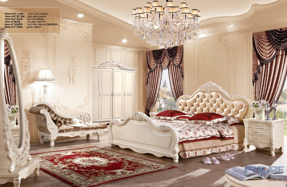 Popular luxury furniture designer buy cheap luxury for Beautiful bedrooms 2016