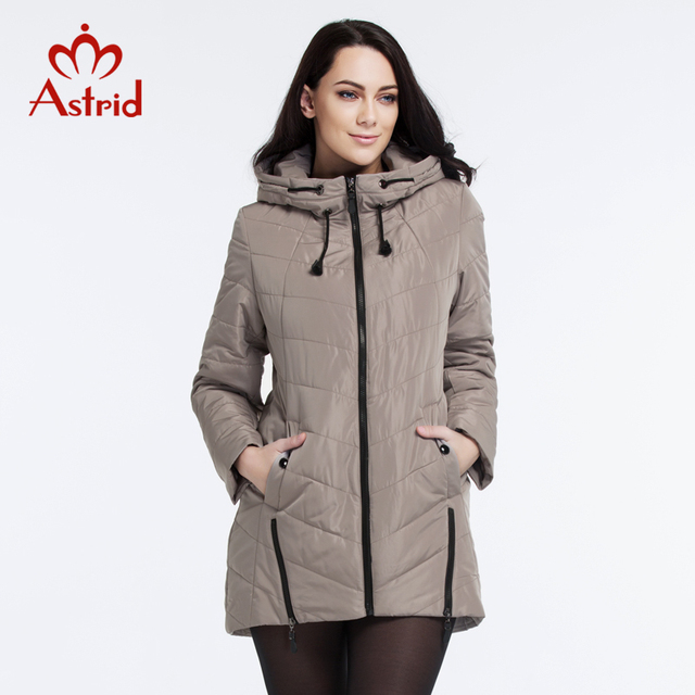 Astrid 2016 New Winter Coat Women High Quality Casual Fashion Parkas Brand Women Warm Jackets Plus Size L-5XL AM-2628