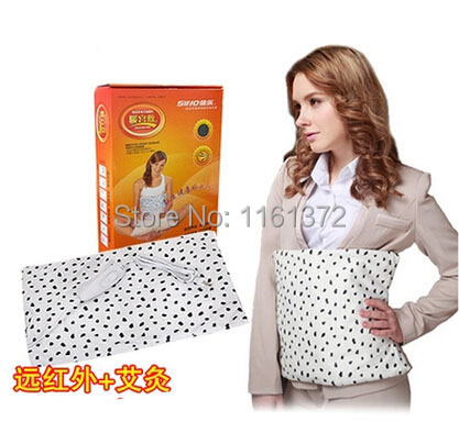 Electric far infrared heating pad waist and body care mat Abdominal belt<br><br>Aliexpress