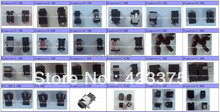 free shipping 120pcs /lot 24modle DC Jack Power Connector Socket for netbook Tablet PC MP3 MP4 GPS(China (Mainland))