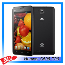 Original Huawei G606-T00 ROM 4GB + RAM 512MB 5.0 inch Android 4.0 SmartPhone LC1811 Dual Core 1.0GHz GSM Network 5.0MP Camera