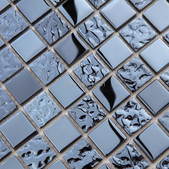 Aliexpress.com : acquista mattonelle di mosaico di cristallo deco ...