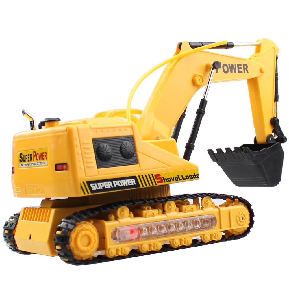 rc bagger caterpillar bagger fernbedienung crawler construction truck ingenieur. Black Bedroom Furniture Sets. Home Design Ideas