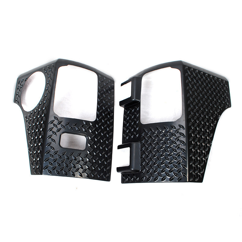 New Arrival OEM Factory Rugged Ridge Rear Corner Guard Body Armor Covers Exterior Trims For Jeep Wrangler 4-Door 07 -16