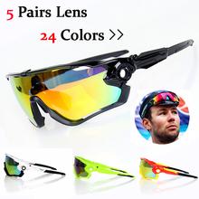 Polarized JBR Brand Cycling SunGlasses/ Mans Mountain Bike Goggles/Sport Cycling MTB Bicycle Sunglasses Ciclismo Cycling Glasses(China (Mainland))