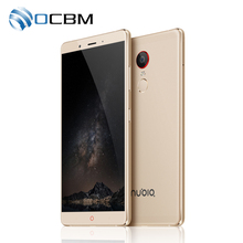 Presale Original ZTE Nubia Z11 Max Snapdragon 652 MSM8976 Octa Core 64 Bit 16.0MP 6.0″ 4GB RAM 64GB ROM Fingerprint Mobile Phone