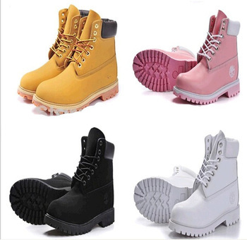 Fashion winter warm snow boots men women genuine leather waterproof outdoor boots cow leather hiking shoes Leisure Martin boots(China (Mainland))