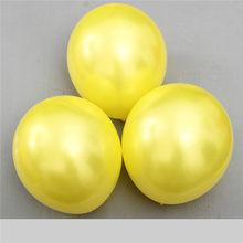 50 шт. 12 дюймов толстые 2,8 г жемчужные латексные гелиевые шары Свадебные украшения для дня рождения игрушки для детей надувной шар(China)