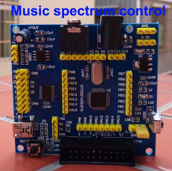 PCB и PCBA NO STM32F103C8T6 ,  J , STL 0001