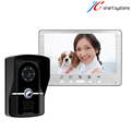 Digital video peephole wired doorbell camera 700TVLine video door phone intercom system Hands free Talk For