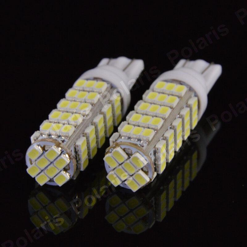 1Pcs Super Bright T10 68LED 1206 68 SMD LED Car 68smd 3020 W5W 194 927 168 Side Wedge Lamp Marker Bulb License Plate Light DC12V(China (Mainland))