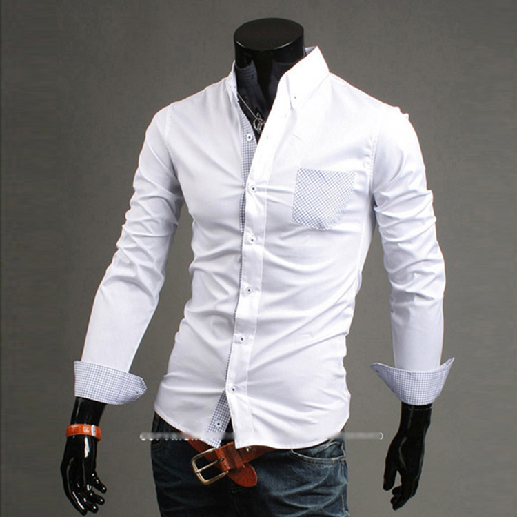 Designer White Shirts For Men | Is Shirt