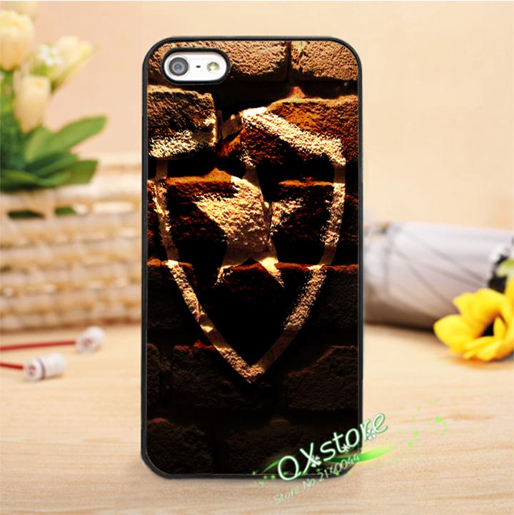botafogo ba fc 5 fashion phone cover case for iphone 4 4s 5 5s SE 5c 6 6s 6plus & 6s plus #F0803(China (Mainland))