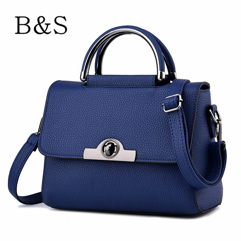 2016 Japan and Korean Style Fashion Brand Women Bags High Quality PU Leather Handbags Cute Small Female Messenger Shoulder Bags(China (Mainland))