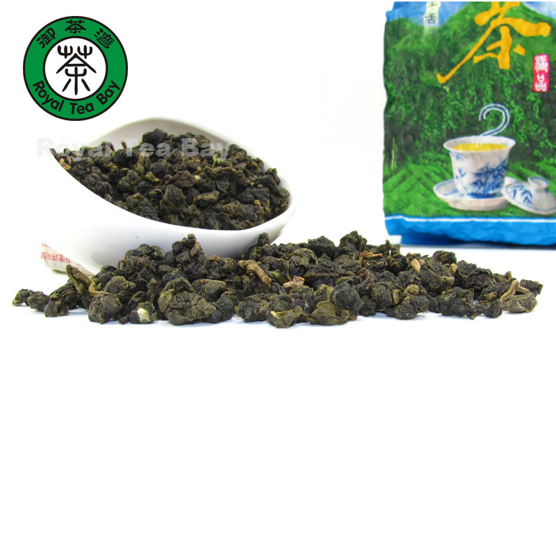 500g Organic Taiwan High Mountain Jinxuan Milk Oolong Tea T132 *ON SALE(China (Mainland))