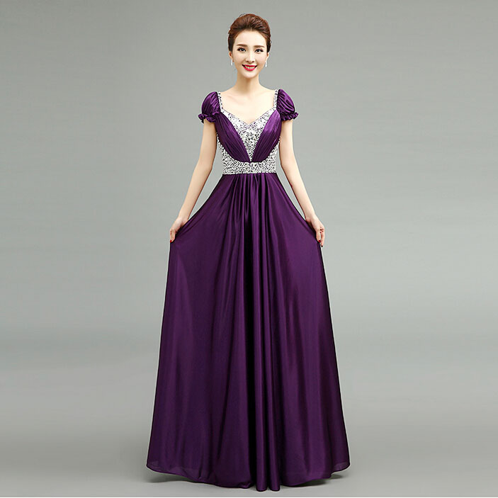 Gallery For Eggplant Color Dress