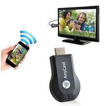 EZCAST MEDIA PLAYER TV STICK PUSH CHROMECAST WiFi Display Receiver DONGLE CHROME CAST DLNA Airmirror