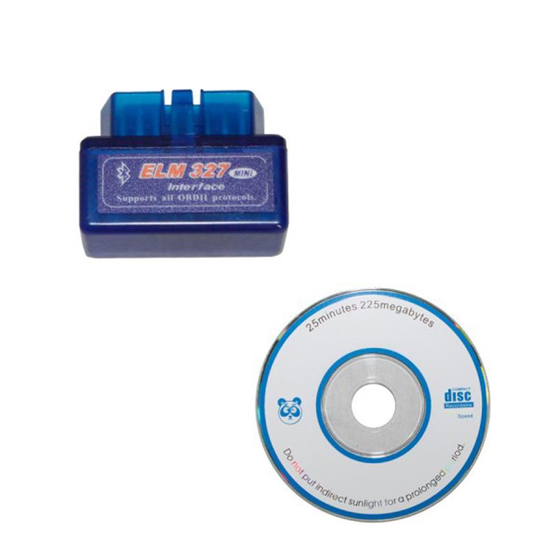 ELM 327 scan tool super mini elm327 V1.5 bluetooth scanner code reader Support Multi-Protocols(China (Mainland))
