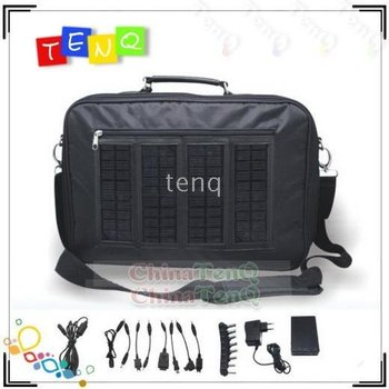 with four solar panels charger for mobile phone, digital camera Solar bag (TYNB-1)