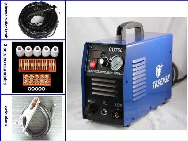 Low consumption inverter plasma cutting welding machine CUT50(China (Mainland))