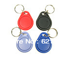 1K Round keyfobs   Strong plastic keyfob with a 1k NFC chip<br><br>Aliexpress