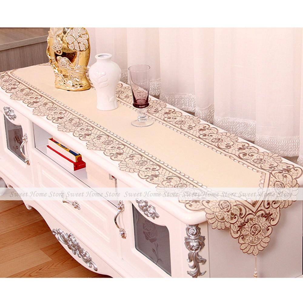 Подстилка из ткани для сервировки стола YEVITA 40x200cm 001062