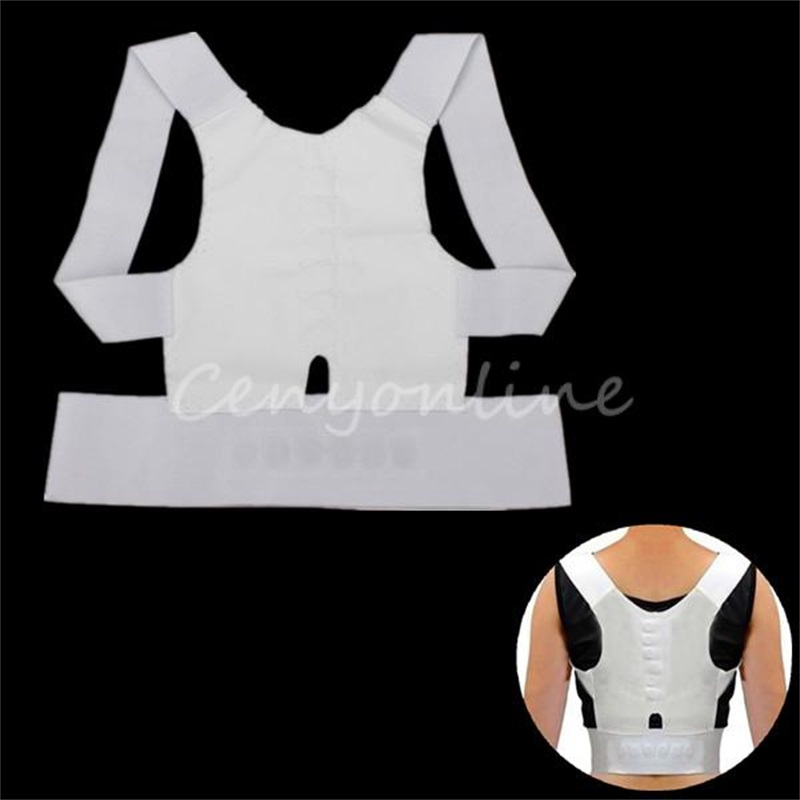 Free Shipping Men Lower Back Support Correction Back Back Postura Back Correction Belt For Women Posture Corrector For Women(China (Mainland))