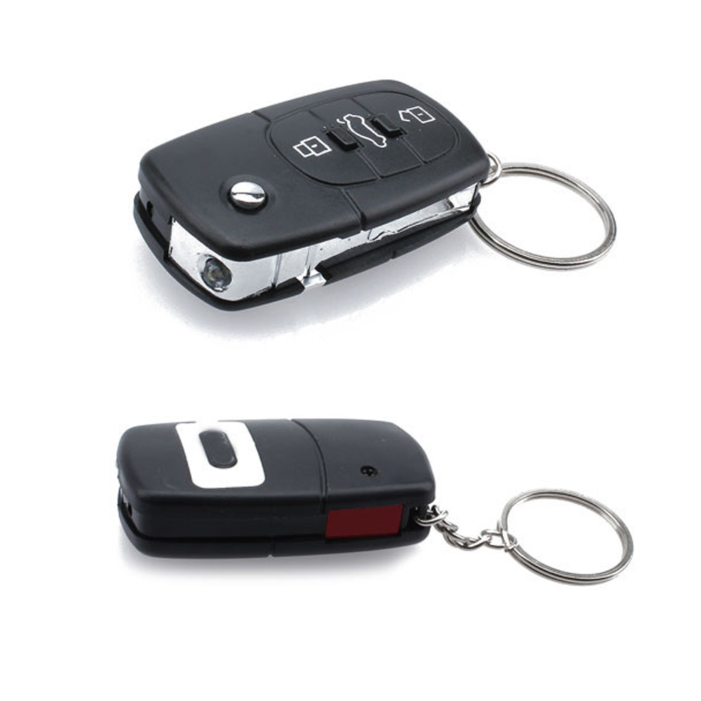 Mini Electric Shock Gag Joke Prank Car Key Remote Control Fun A2 FL(China (Mainland))