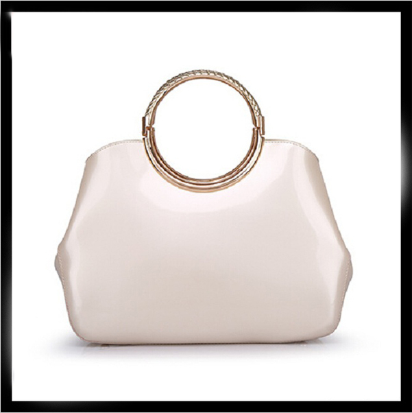Designer Women Patent Leather Bag Ladies Fashion Clutch Bags Handbags Women Famous Brands Evening Party Tote bolsas(China (Mainland))