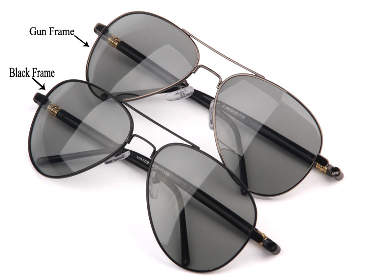 Glasses That Change To Sunglasses  glass change picture more detailed picture about black