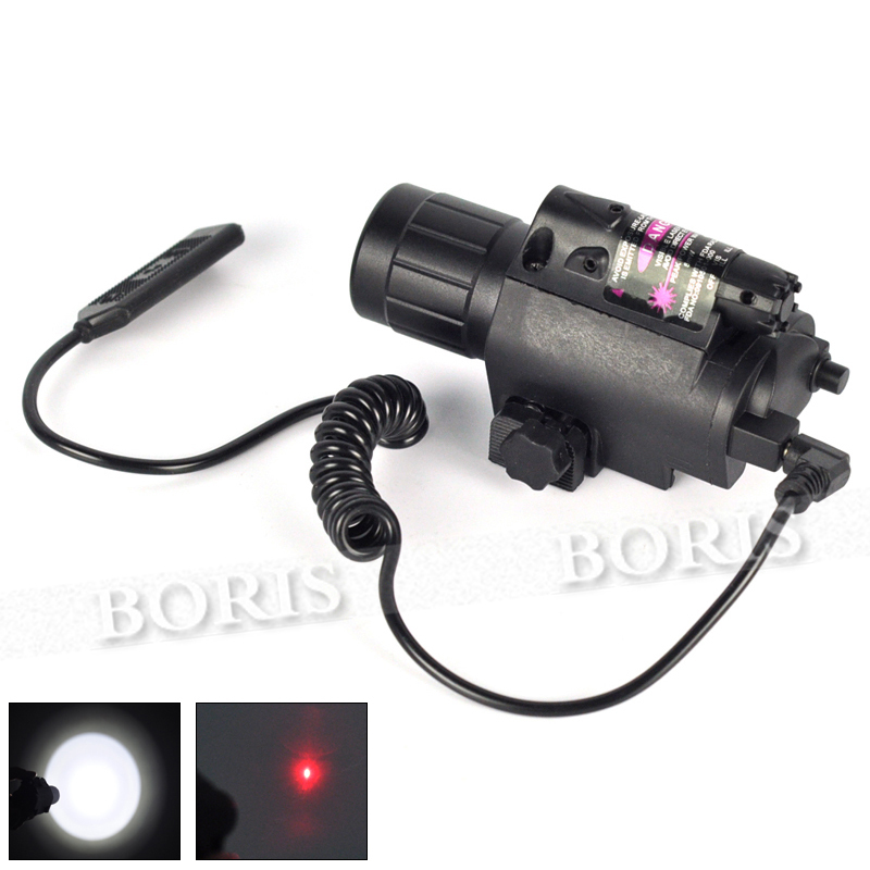 Лазер для охоты Brand New 650nm Picatinny , 3 Flahslight EFA0016 недорого