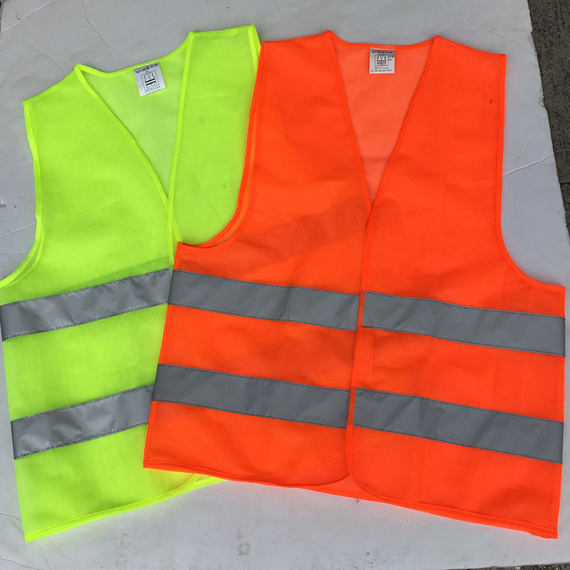 2017 New Reflective safety Vest Brand Zojo working vest Safety Clothing Unisex Coveralls V001-4