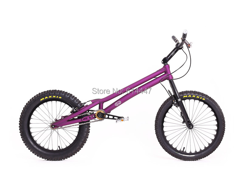 "2015NEW GU 20 "" 24"" 26"" Bike trials bmx ECHO trials Bike(China (Mainland))"