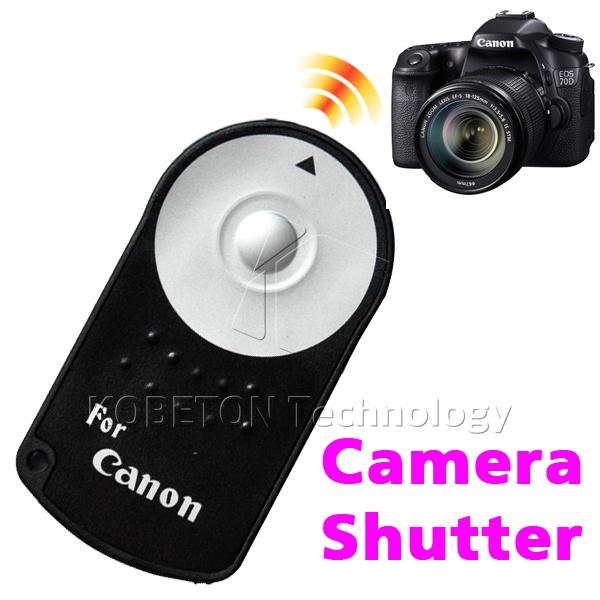 RC-6 RC6 IR Infrared Wireless Remote Control Shutter Release For Canon EOS DSLR SLR 5D Mark 2 3 5D2/7D 7D2/550D/500D/60D/600D/6D(China (Mainland))