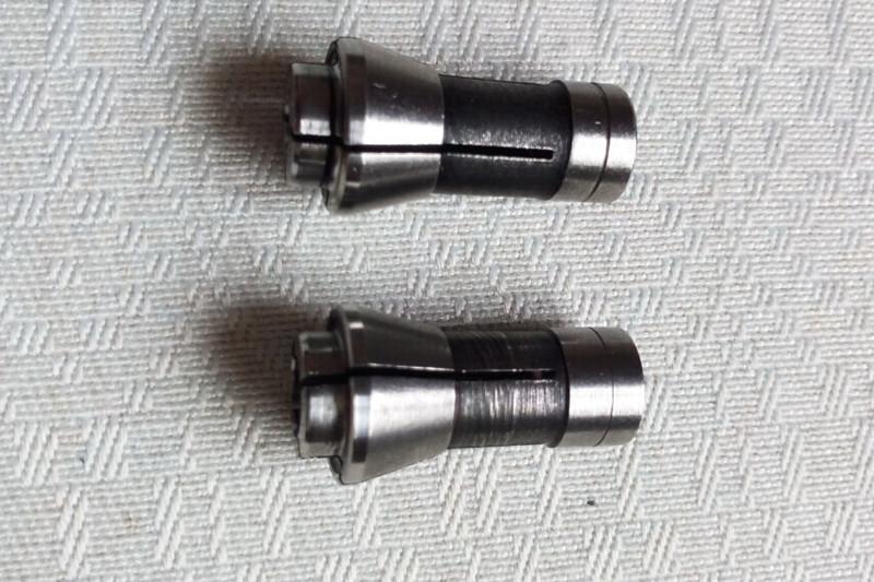 3mm mini pneumatic air die grinder chuck pneumatic grinding tool part micro air die grinder chuck mini air tool parts