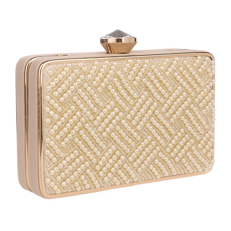 aliexpress buy 2015 vintage pu clutch evening bags beaded diamonds wedding handbags