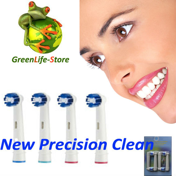 12pcs Neutral Package Replacement Heads For New Precision Clean EB20 (SB20-4A) Care Oral Hygiene Factory Price(China (Mainland))