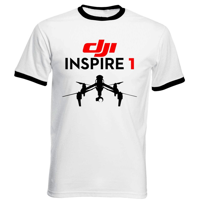 DJI DRONE PILOT T shirt men PHANTOM INSPIRE 1 TOP design ...