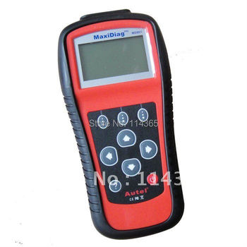 Genuine Autel MD801 Pro MaxiDiag PRO MD 801 Code Scanner 4 in 1 code scanner(JP701 + EU702 + US703 + FR704)multi-language