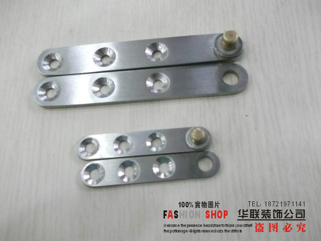 304 stainless steel grinding head heart hinge hinge hidden hinge up and down round Hinge size number only(China (Mainland))