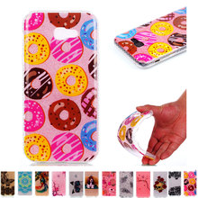 Buy Samsung Galaxy A7 2017 A720 Case TPU Silicon Soft Luxury Pattern Slim Art Design Samsung A7 2017 A720 cover cases for $2.84 in AliExpress store