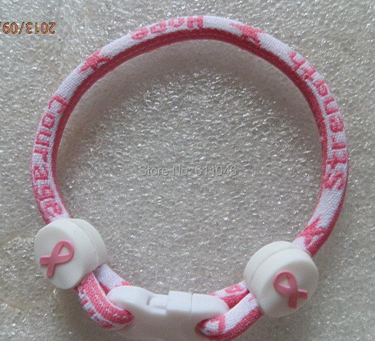 breast cancer bracelet eBay
