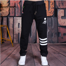 autumn new children's fashion sweatpants Boy's trousers big boy loose cotton leisure trousers kids spring pants free shipping(China (Mainland))